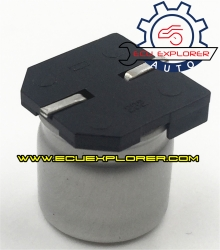 220UF 50V Capacitor used for Mercedes ME9.7 ECU