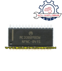 MC33889BDW chip