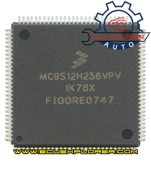 MC9S12H256VPV 1K78X MCU chip