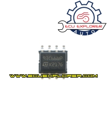 93C66 SOIC8 EEPROM chip