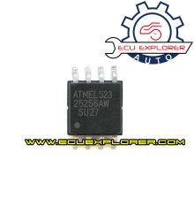 25256AW EEPROM chip