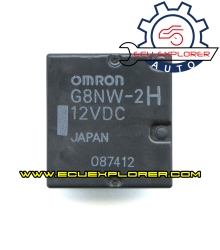G8NW-2H 12VDC Relay