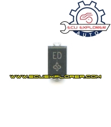 ED 2PIN chip