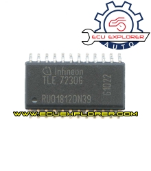 TLE7230G chip