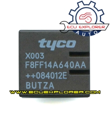 X003-F8FF14A640AA Relay